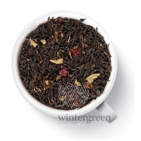 Чай Дикая Вишня черный ароматизированный
