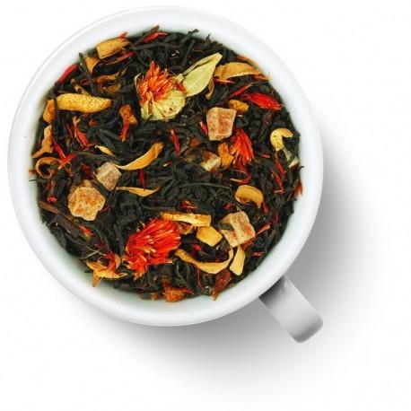 Чай Айва с персиком черный ароматизированный