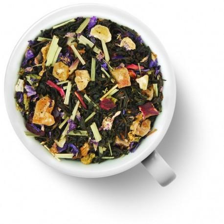 Чай Сладкое обольщение черный ароматизированный