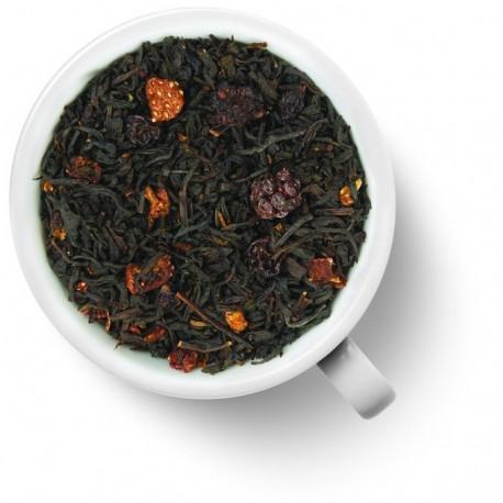Чай Ягодная смесь черный ароматизированный