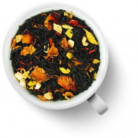Чай Океанское солнце черный ароматизированный
