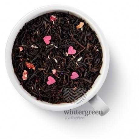 Чай Святой Валентин черный ароматизированный