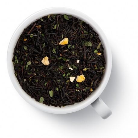 Чай Двенадцать месяцев черный ароматизированный