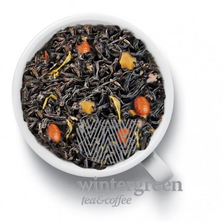 Чай Бархатный сезон черный ароматизированный