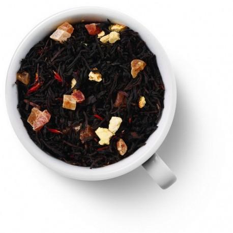 Чай Апельсин-Чили черный ароматизированный