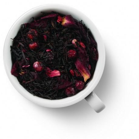 Красный чай на ночь