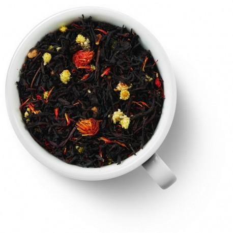 Чай  Пасхальный заяц черный ароматизированный