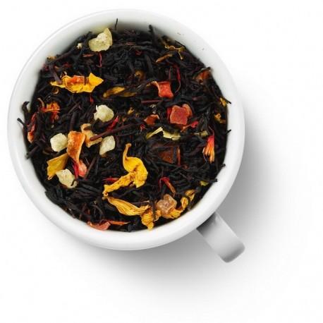 Чай Солнечный черный ароматизированный