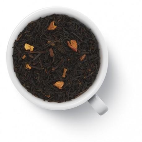 Чай Яблоко-корица черный ароматизированный