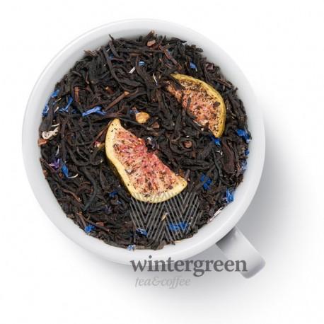 Чай Инжир в шоколаде черный ароматизированный
