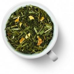 Чай Лимонник зелёный ароматизированный