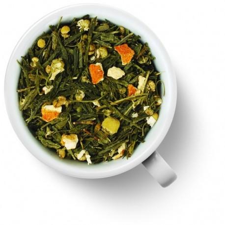 Чай Японская липа зелёный ароматизированный