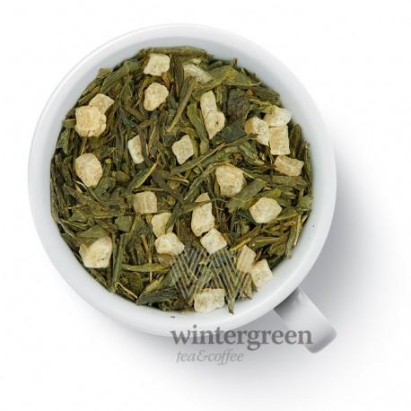 Чай Алоэ Вера зелёный ароматизированный