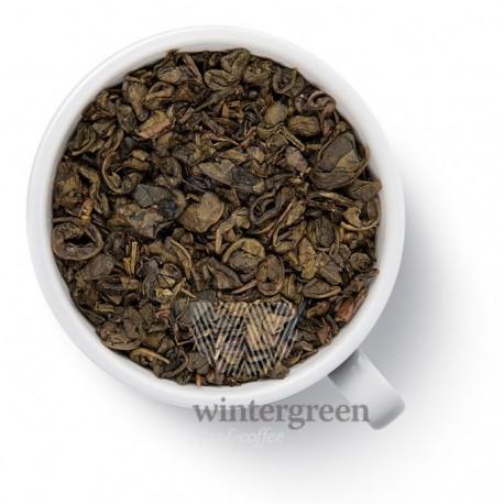 Чай Ганпаудер дыня зелёный ароматизированный