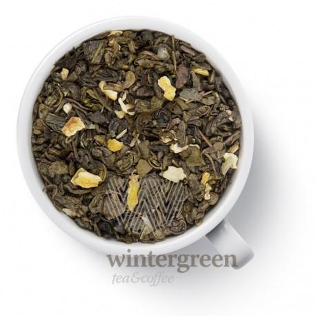 Чай Ганпаудер Граф Грей зелёный ароматизированный