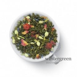 Чай Сказки Шахерезады зелёный ароматизированный