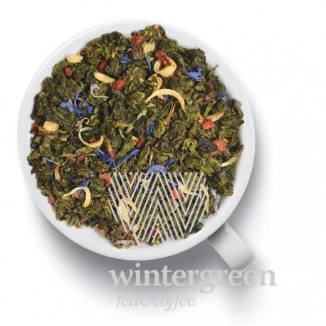Чай Венский Вальс зелёный ароматизированный