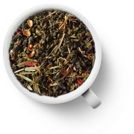 Чай Маньчжурский зелёный ароматизированный