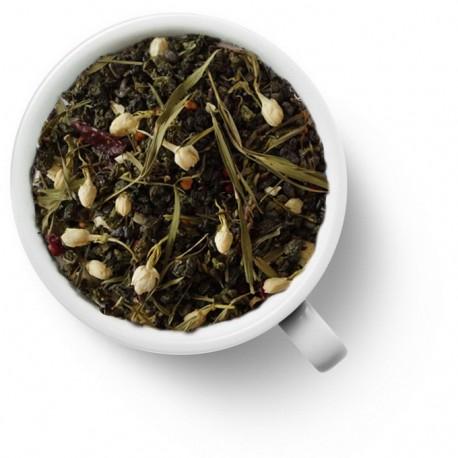 Чай Уссурийский тигр зелёный ароматизированный