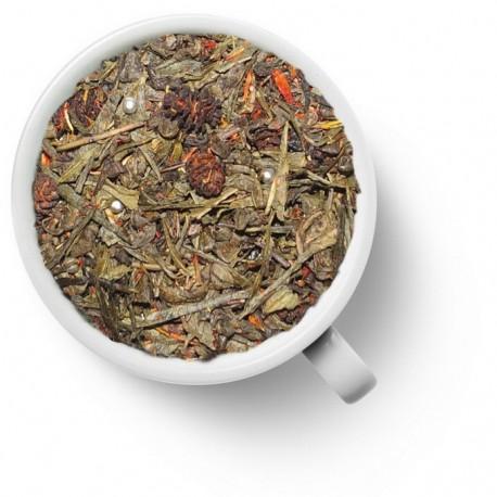 Чай  Брызги шампанского зелёный ароматизированный