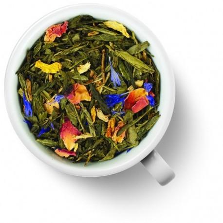 Чай Доброе утро зелёный ароматизированный