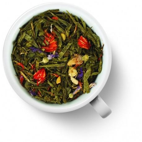 Чай Ла Луна зелёный ароматизированный