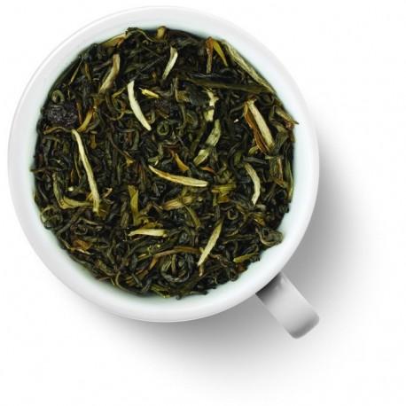 Чай Японская вишня (с нотками миндаля) зелёный ароматизированный