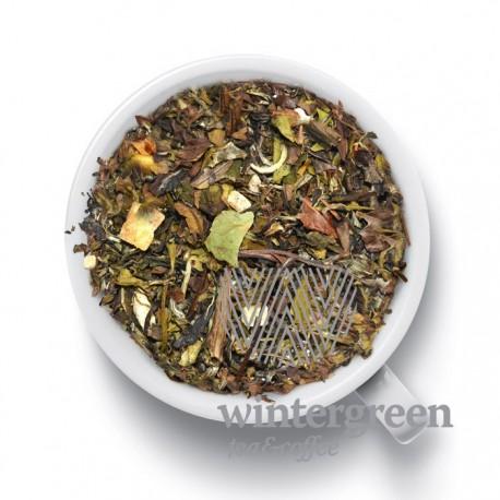 Чай Александрия зелёный ароматизированный