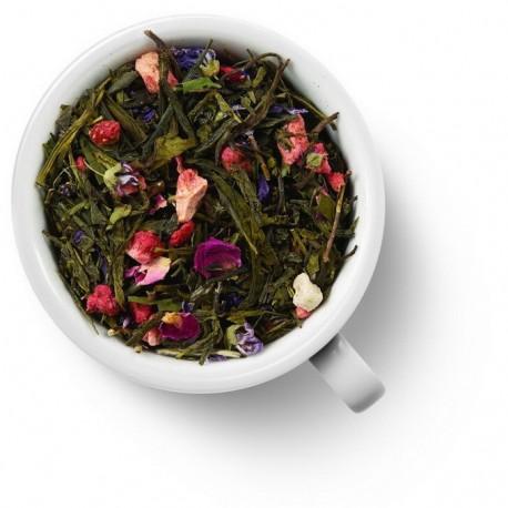 Чай Японский сад зелёный ароматизированный