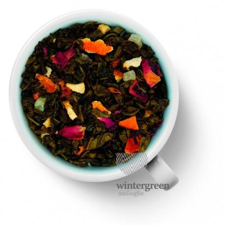 Чай Сокровище амазонок зелёный ароматизированный