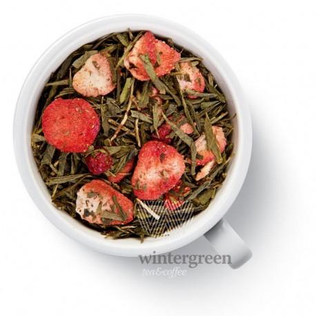 Чай Романтика зелёный ароматизированный