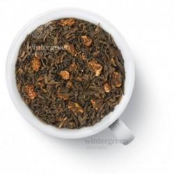 Чай пуэр земляничный десерт ароматизированный