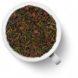 Чай пуэр Амаретто ароматизированный