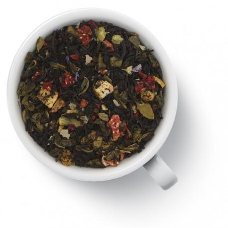 Чай Царский Экстра зеленый с черным ароматизированный