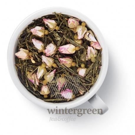 Чай Идеал зеленый с черным ароматизированный