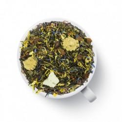 Чай Альпийский луг зеленый с черным ароматизированный