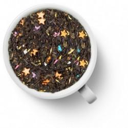Чай Карнавал зеленый с черным ароматизированный
