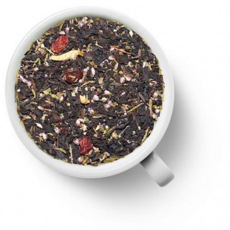 Чай Адажио зеленый с черным ароматизированный