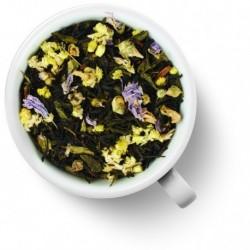 Чай Князь Багратион зеленый с черным ароматизированный