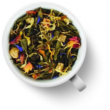 Чай Персидские Ночи 2 зеленый с черным ароматизированный