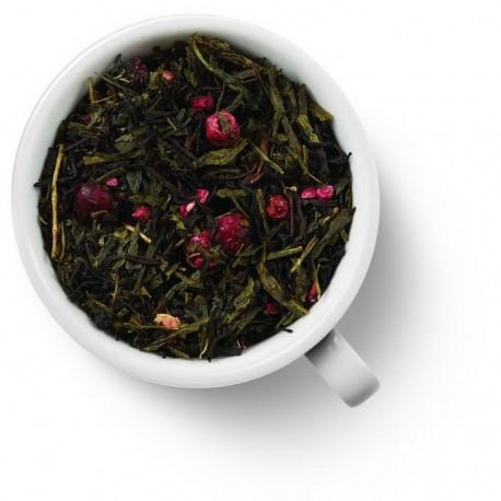 Чай Волшебная Ночь зеленый с черным ароматизированный