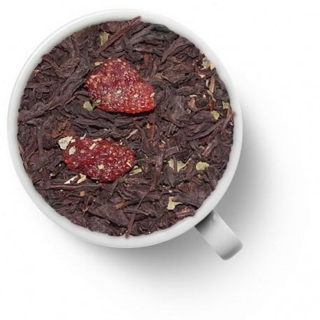Чай Prospero Земляники со сливками черный ароматизированный