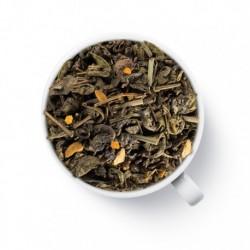 Чай Prospero с имбирем зелёный ароматизированный