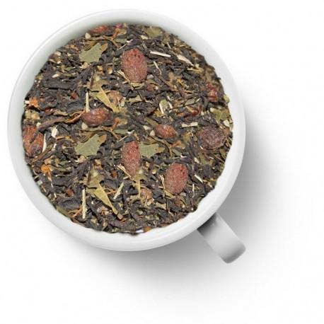 Чай со зверобоем черный композиционный