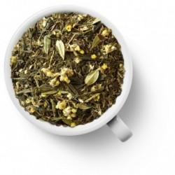 Чай с чабрецом зелёный композиционный