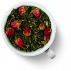 Китайский элитный чай Мэй Гуй Улун (Улун с розой)