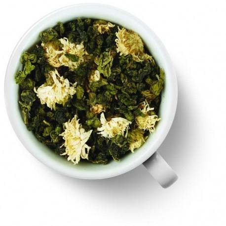 Китайский элитный чай Цзюй Хуа Улун (Улун с хризантемой)