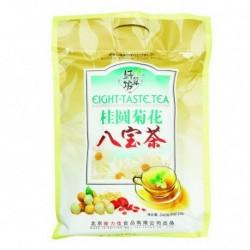 Чай Ба Бао Ча (Восемь сокровищ желтый) с корицей. 12* 20 гр. китайский элитный