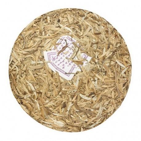 Чай китайский элитный белый пуэр блин 390 грй