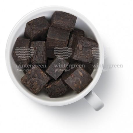 Чай То ча Императорский (порционный) китайский элитный шу пуэр прессованный
